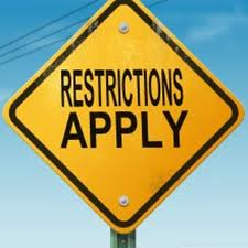 Restrictions