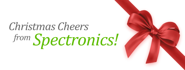 Christmas Cheers from Spectronics