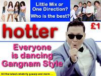 Hotter.. Everyone is dancing Gangnam Style