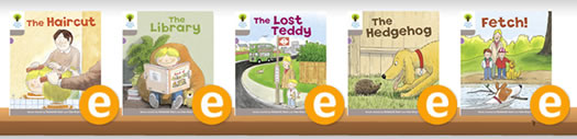 Oxford Reading Tree eBooks