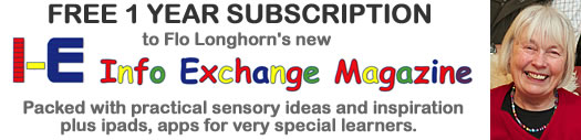 Flo Longhorn's new Info Exchange Magazine free 1 year subscription