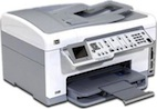 Multi-function Centre device: Print, scan and fax