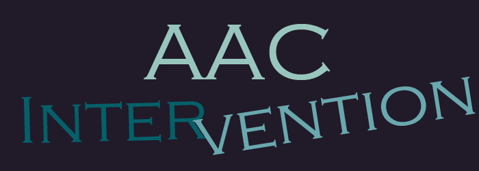 AAC Intervention logo