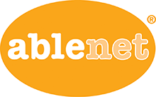 Image of the AbleNet logo