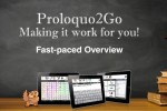 Brisbane Proloquo2Go: Part 4. Fast-paced Overview