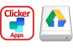 Google Drive support in the Clicker Apps